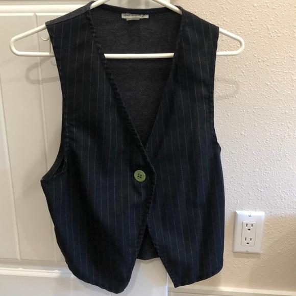 Urban Renewal Jackets & Blazers - Urban Outfitters vest